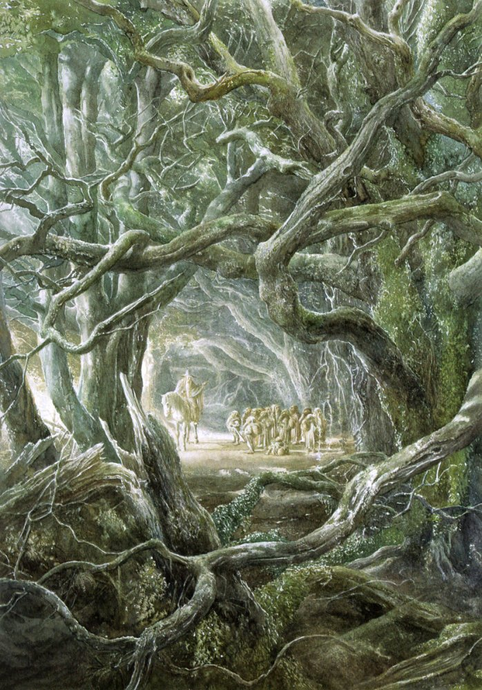 The Art of Alan Lee (2/3)