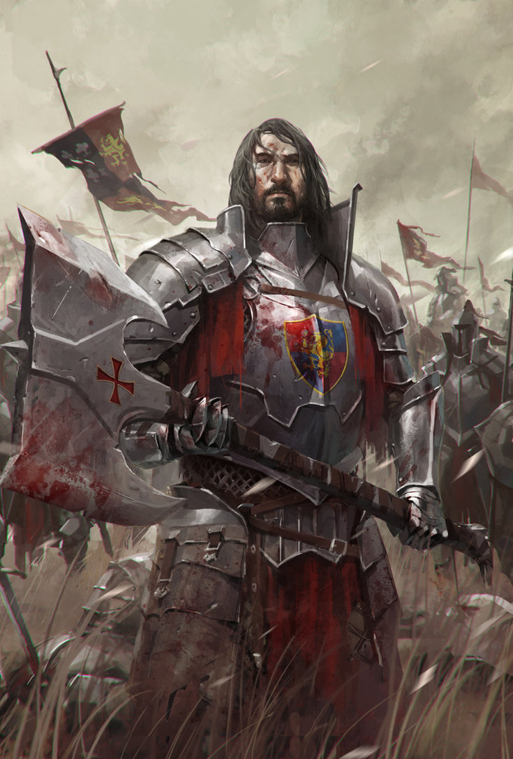 richard the lionheart King richard the lionheart with the knights templar grand master during the  crusades in the holy land, original source material, history by charles g.