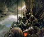 John Howe - Orcs