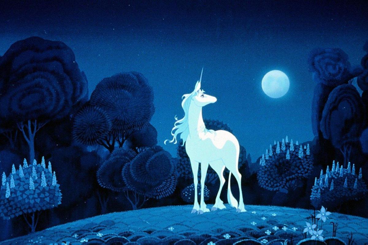 Fantasy Masterworks: The Last Unicorn